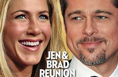 Jennifer Aniston y Brad Pitt se reunen? – OK! Magazine