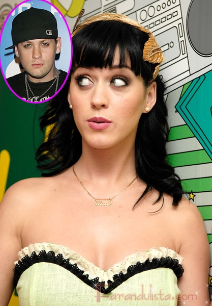 Katy Perry y Benji Madden saliendo?
