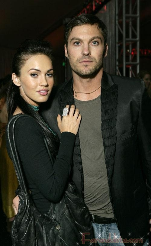 Megan Fox y Brian Austin Green teminaron - Plus Lo + Hot
