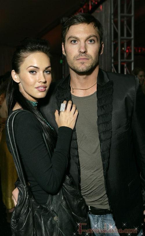 Megan Fox y Brian Austin Green teminaron - Plus Lo + Hot