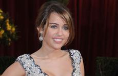 Miley Cyrus en los Oscar 2009