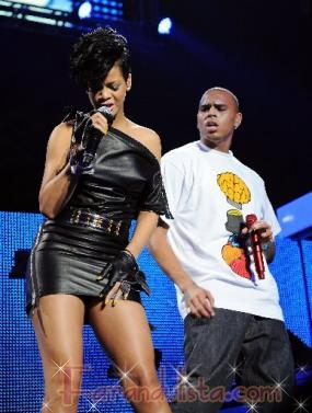 Rihanna horrorizada por las declaraciones de Chris Brown