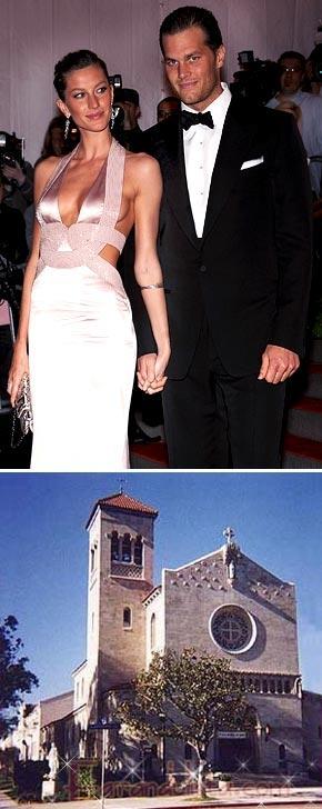 Gisele Bundchen se caso con Tom Brady - Bites & Gossip Links!