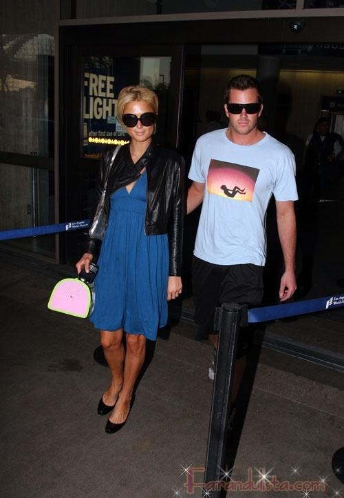 Paris Hilton a punto de comprometerse con su nuevo novio?