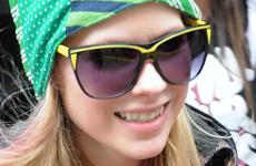 Avril Lavigne ya tiene su primera fragancia 'Black Star'