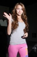 Miley Cyrus estrena extensiones
