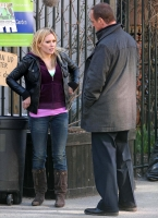 Mas fotos de Hilary Duff en Law & Order SVU