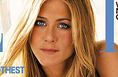 Jennifer Aniston sin remordimientos en Elle UK