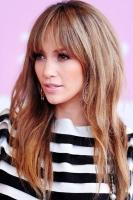 Jennifer Lopez en el evento de Samantha Thavasa