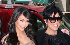 Keeping up with the Kardashian's en New York