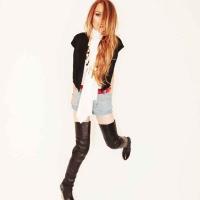 La Lohan en Nylon magazine habla de su futuro y de Britney