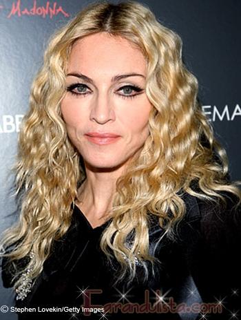 Madonna adopta a una nena de Malawi llamada Mercy James