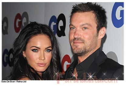 Megan Fox y Brian Austin Green nunca terminaron el compromiso