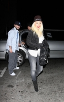 Christina Aguilera impresiona... Gossip Links!