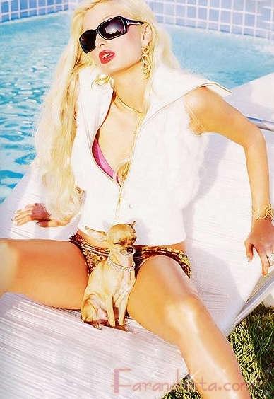 Paris Hilton para Guess Primavera/Verano 2009