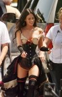 OMG!! Esto es de verdad? La cintura de Megan Fox! WTF?
