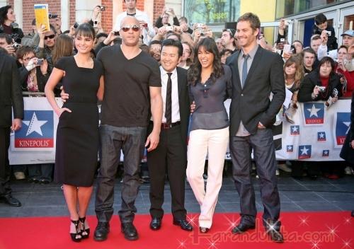 Paul Walker confirma 5ta entrega de 'Fast and Furious'