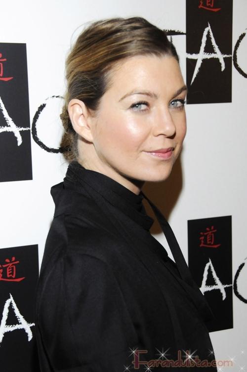 Grey's Anatomy Ellen Pompeo esta embarazada!