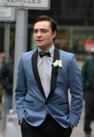 Gossip Girl Ed Westwick quiere que Chuck Bass sea GORDO!!