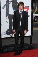Zac Efron y Vanessa Hudgens en la Premier de 17 Again L.A