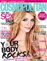 Mischa Barton se desnuda en Cosmopolitan UK