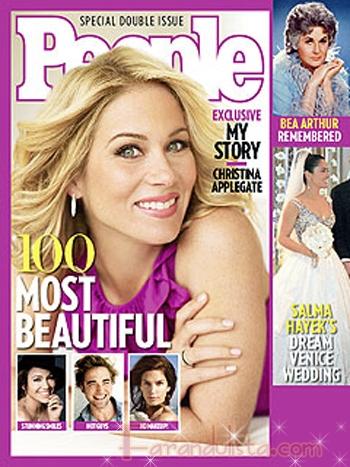 Los 100 mas bellos del 2009 segun People magazine
