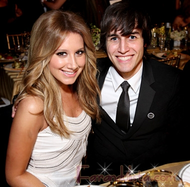 Ashley Tisdale termina con su novio Jared Murillo