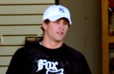 Casey Aldridge hospitalizado tras un accidente de auto
