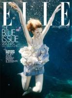 Drew Barrymore quiere sentirse asustada de nuevo [Elle]