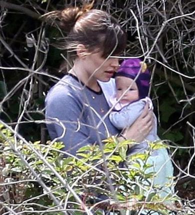Vean a la baby de Jen Garner Seraphine Rose Elizabeth - Links
