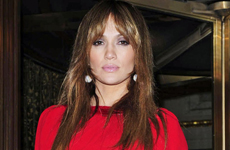Jennifer Lopez mas delgada o es solo la ropa?