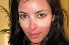 LMAO!! Kim Kardashian parece un mapache – More links!