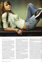 Miley Cyrus posa para Glamour (Sip, leyeron bien Glamour!)