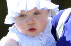 Awww... Sunday Rose, la hija de Nicole Kidman, es tan CUTE!!!