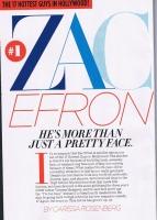 Zac Efron es el chico mas HOT de Hollywood [Seventeen]