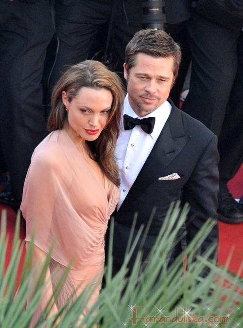 Brangelina en Cannes - Bites & Gossip Links!