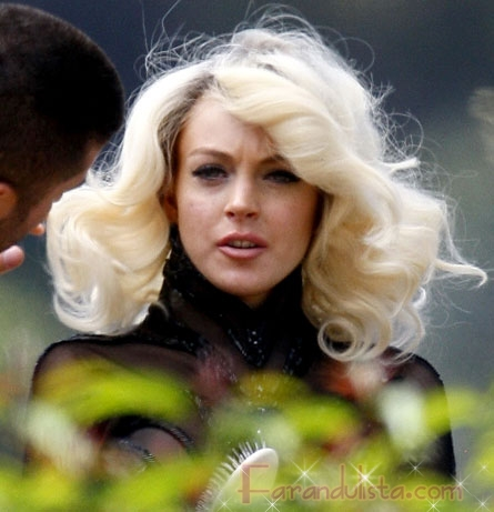 Lindsay Lohan odia a Marilyn Monroe - Gossip Links!!
