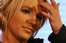 Britney Spears olvido en que dia del mes estaba y Ooopsss!