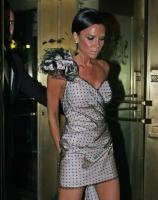 Victoria Beckham despues del 2009 MET Costume Gala