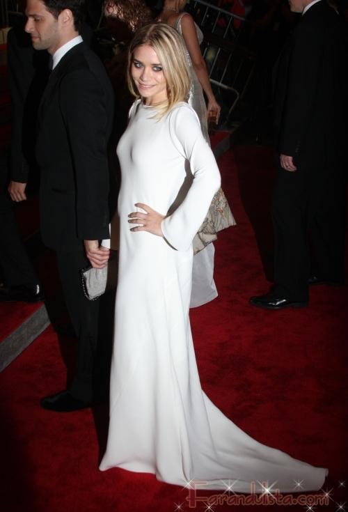 Ashley Olsen en el MET Costume Gala 2009
