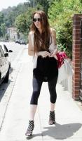 Lindsay Lohan se cree I-R-R-E-S-I-S-T-I-B-L-E