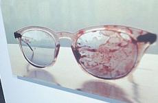 La ropa y los lentes de Lennon cuando fue asesinado? WTF?