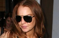OMG!! WTF? Lindsay Lohan EMBARAZADA????