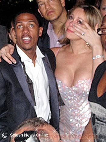 Mariah Carey llora en  su aniversario - Gossips del viernes