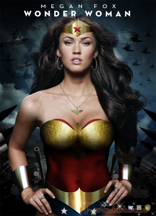 Megan Fox dice que la historia de Wonder Woman es mala