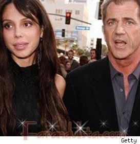 La novia de Mel Gibson esta embarazada