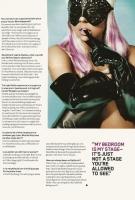 Lady Gaga HOT para Maxim {The Music Issue}