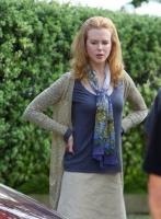 Nicole Kidman es pelirroja otra vez...