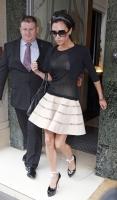 Victoria Beckham se redujo las boobies