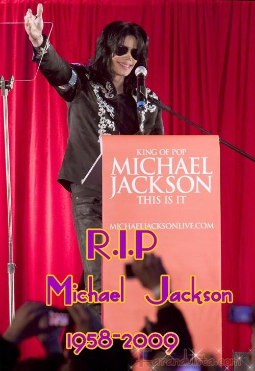 Noticias y detalles sobre la muerte de Michael Jackson (UPDATE!)
